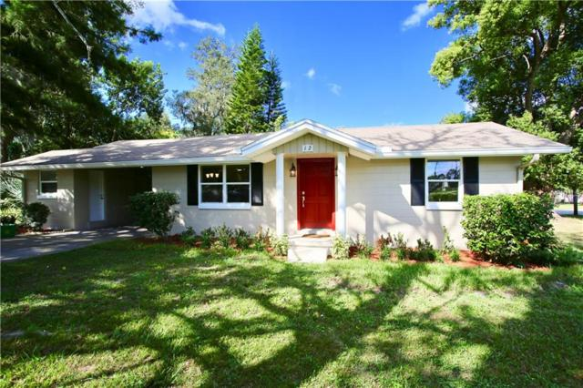 12 Estrella Road, Debary, FL 32713 (MLS #O5746414) :: RE/MAX Realtec Group