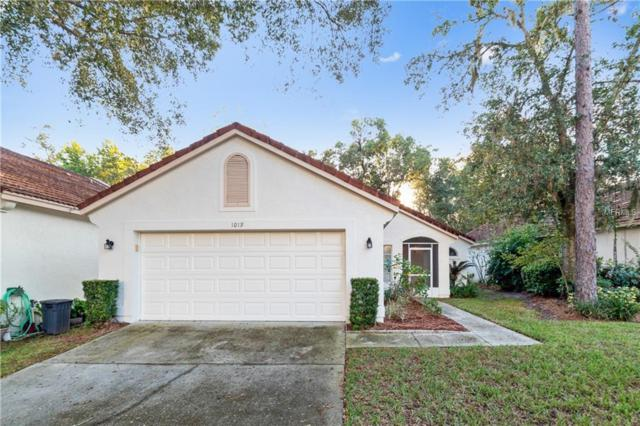 1019 E Pebble Beach Circle, Winter Springs, FL 32708 (MLS #O5746493) :: The Dan Grieb Home to Sell Team