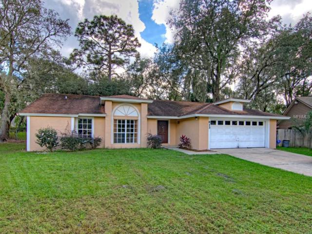 813 Sleepy Court, Casselberry, FL 32707 (MLS #O5746648) :: The Dan Grieb Home to Sell Team