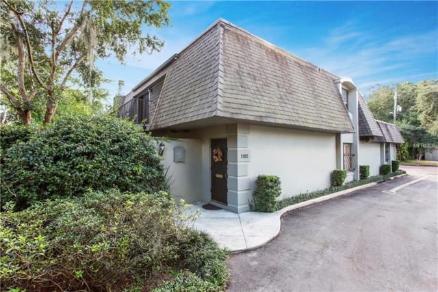 1105 Poinsettia Avenue A, Orlando, FL 32804 (MLS #O5746920) :: Your Florida House Team