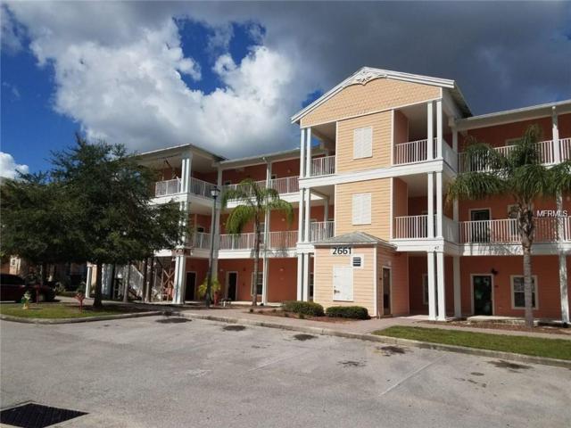 2640 Reggae Lane #103, Davenport, FL 33897 (MLS #O5747306) :: Bustamante Real Estate
