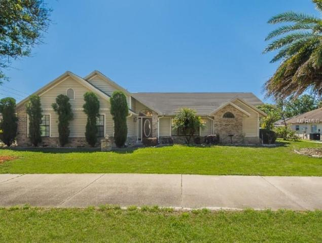 1101 N Old Mill Drive, Deltona, FL 32725 (MLS #O5747425) :: Premium Properties Real Estate Services