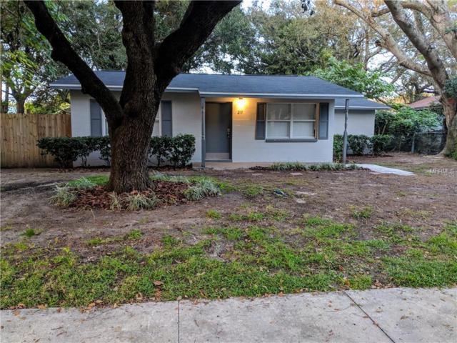 213 W Cleveland Street, Apopka, FL 32703 (MLS #O5747565) :: Bustamante Real Estate