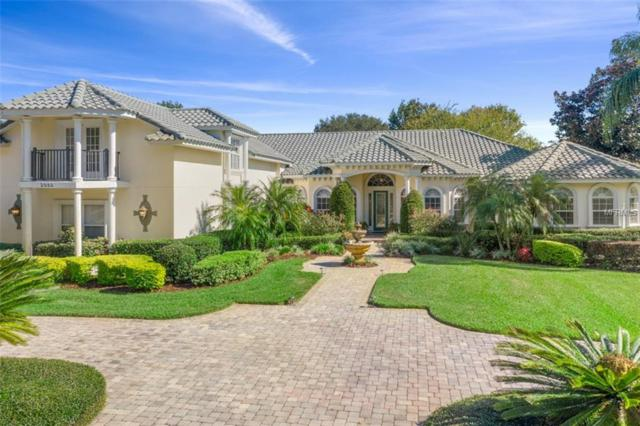2853 Windsor Hill Drive, Windermere, FL 34786 (MLS #O5748396) :: The Duncan Duo Team