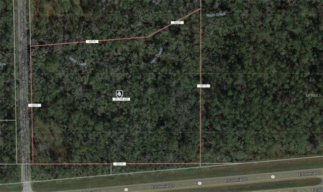 609 S West Christmas Road, Christmas, FL 32709 (MLS #O5749249) :: The Duncan Duo Team