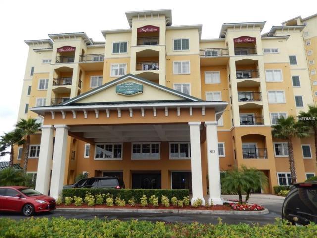 8101 Resort Vlg Drive #3411, Orlando, FL 32821 (MLS #O5749956) :: RealTeam Realty