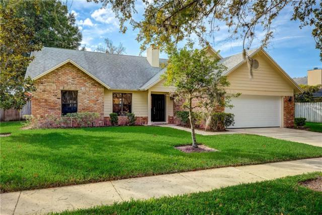 195 Ringwood Drive, Winter Springs, FL 32708 (MLS #O5750206) :: Team Suzy Kolaz