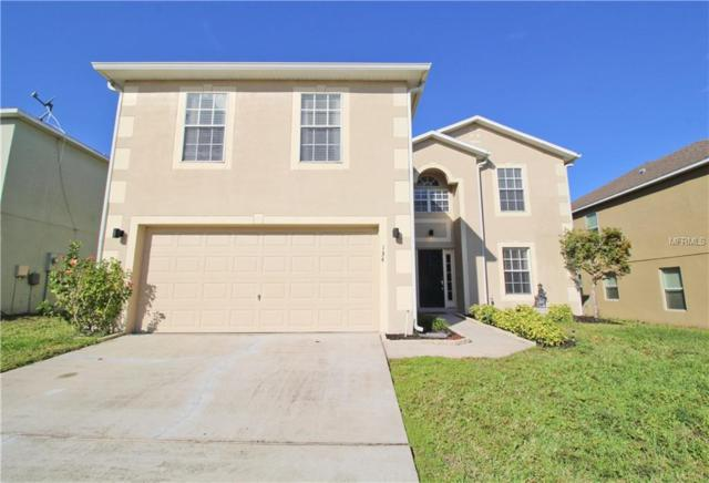 134 Milestone Drive, Haines City, FL 33844 (MLS #O5750869) :: Welcome Home Florida Team