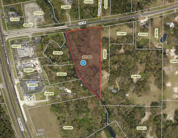 County Road 48, Leesburg, FL 34748 (MLS #O5750961) :: Team Pepka