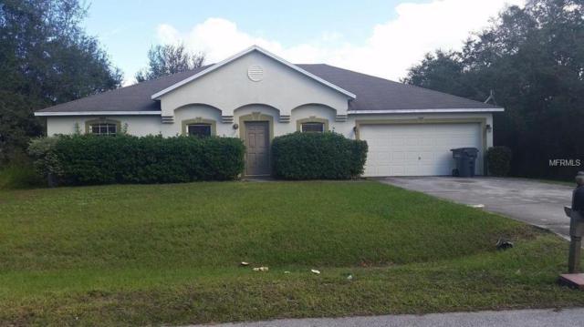 1809 Manitoba Court, Poinciana, FL 34759 (MLS #O5751022) :: Team Bohannon Keller Williams, Tampa Properties
