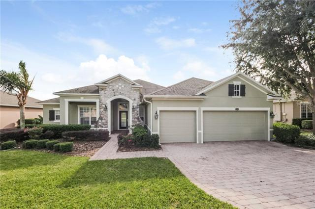 1290 Lattimore Drive, Clermont, FL 34711 (MLS #O5751137) :: The Light Team