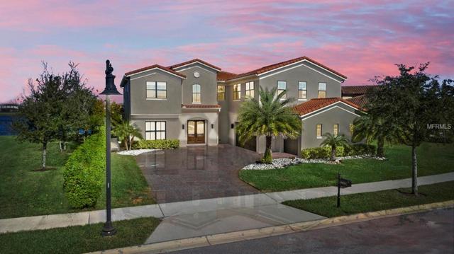 10613 Mobberley Circle, Orlando, FL 32832 (MLS #O5751206) :: Godwin Realty Group
