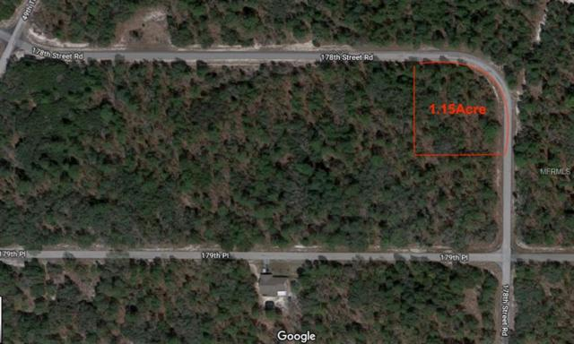 SW 178th Street Sw 178Th Street Road, Ocala, FL 34473 (MLS #O5751287) :: Florida Real Estate Sellers at Keller Williams Realty