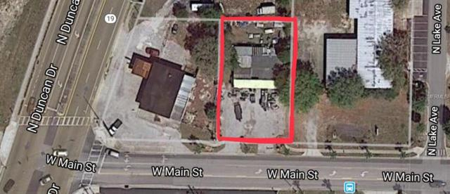 916 W Main Street, Tavares, FL 32778 (MLS #O5751399) :: The Duncan Duo Team