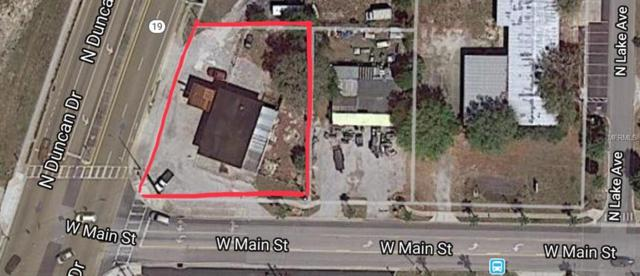 918 W Main Street, Tavares, FL 32778 (MLS #O5751403) :: The Duncan Duo Team
