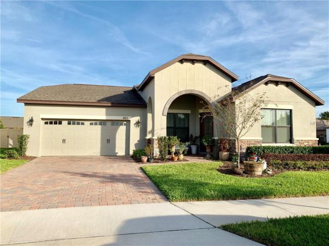 901 Rimini Drive, Saint Cloud, FL 34771 (MLS #O5751900) :: Lockhart & Walseth Team, Realtors