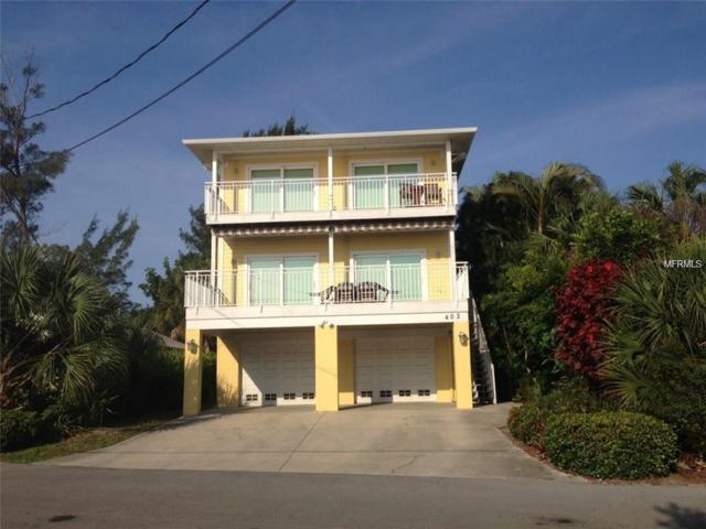 402 Bay Drive S, Bradenton Beach, FL 34217 (MLS #O5752000) :: Remax Alliance
