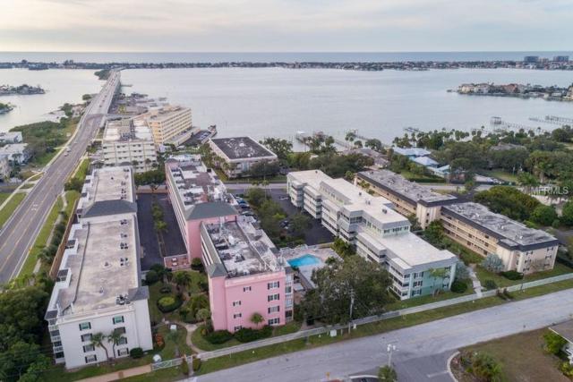 155 Bluff View Drive #101, Belleair Bluffs, FL 33770 (MLS #O5752120) :: Jeff Borham & Associates at Keller Williams Realty