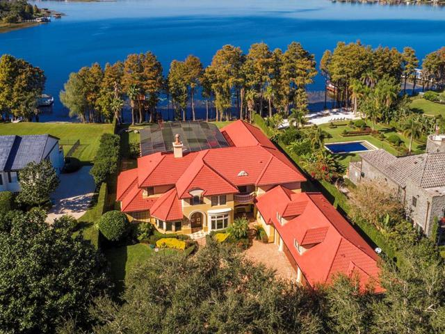 5070 Down Point Lane, Windermere, FL 34786 (MLS #O5752125) :: Burwell Real Estate