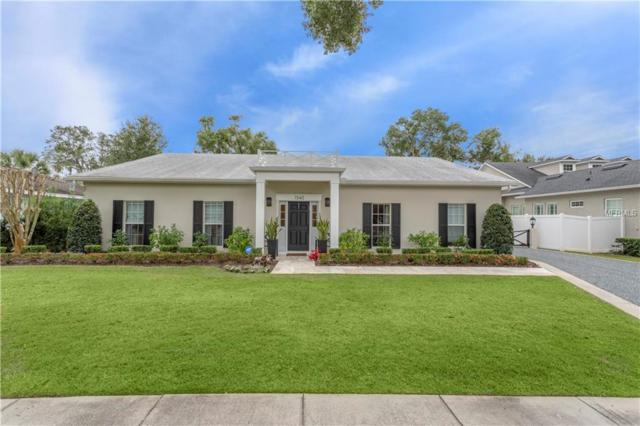 1540 Palm Avenue, Winter Park, FL 32789 (MLS #O5752298) :: McConnell and Associates
