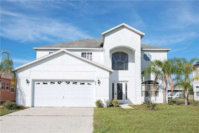 677 Elbridge Drive, Kissimmee, FL 34758 (MLS #O5752447) :: The Duncan Duo Team
