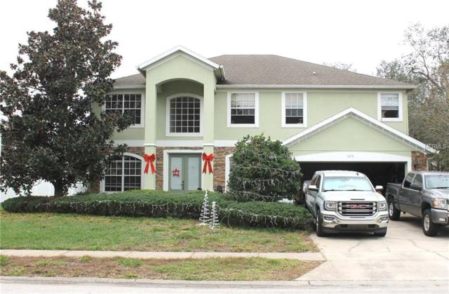 1675 Marina Lake Drive, Kissimmee, FL 34744 (MLS #O5752558) :: Godwin Realty Group