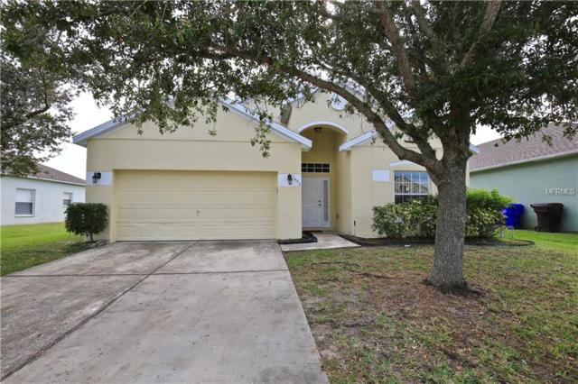 1000 Vaquero Lane, Kissimmee, FL 34741 (MLS #O5752616) :: Godwin Realty Group