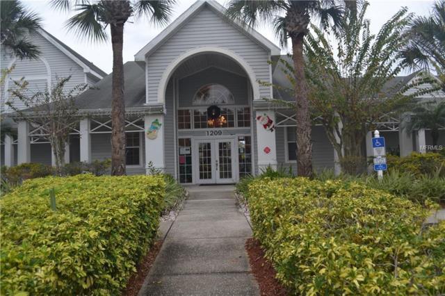 1226 Bermuda Lakes Lane #303, Kissimmee, FL 34741 (MLS #O5752669) :: Bridge Realty Group