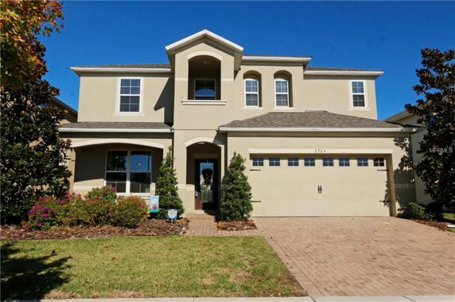 2704 Monticello Way, Kissimmee, FL 34741 (MLS #O5753107) :: Jeff Borham & Associates at Keller Williams Realty