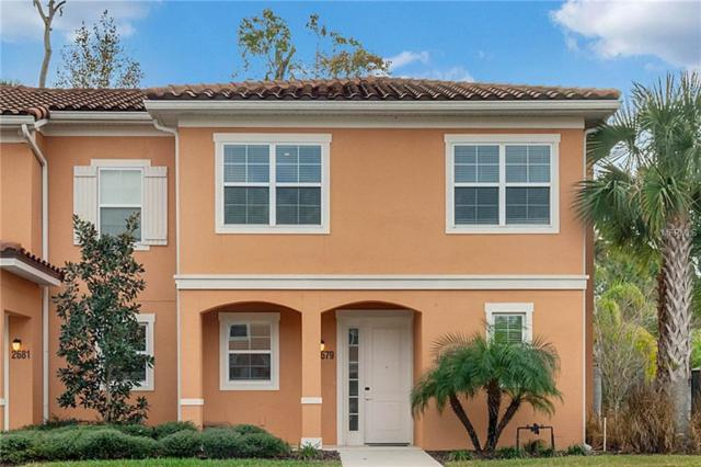 2679 Corvette Lane, Kissimmee, FL 34746 (MLS #O5754135) :: The Duncan Duo Team