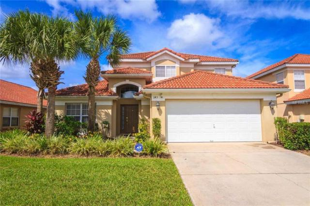 1143 Solana Circle, Davenport, FL 33897 (MLS #O5754149) :: Griffin Group