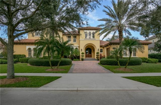 6814 Valhalla Way, Windermere, FL 34786 (MLS #O5754432) :: Mark and Joni Coulter | Better Homes and Gardens