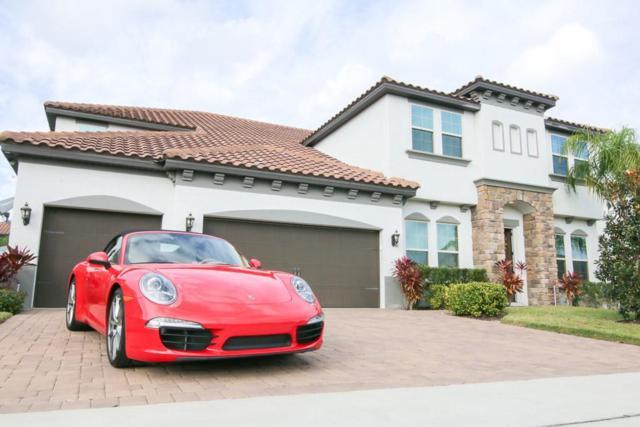 8527 Pippen Drive, Orlando, FL 32836 (MLS #O5754436) :: The Duncan Duo Team