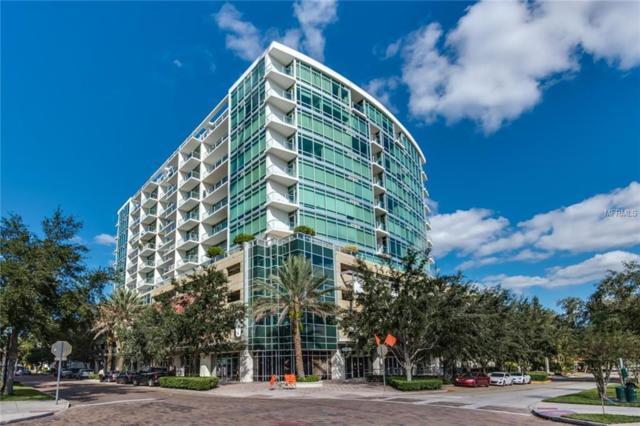 101 S Eola Drive #621, Orlando, FL 32801 (MLS #O5755825) :: Your Florida House Team
