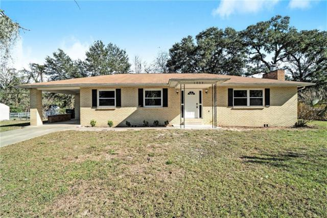 1003 Jasmine Street, Eustis, FL 32726 (MLS #O5756605) :: Griffin Group