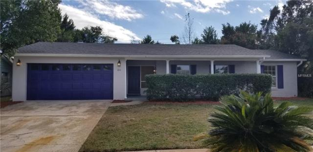 20 Carriage Hill Circle, Casselberry, FL 32707 (MLS #O5756656) :: The Dan Grieb Home to Sell Team