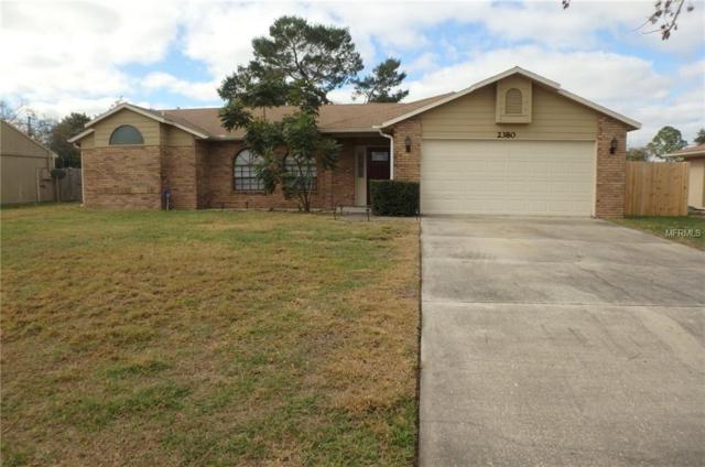 2380 Albury Avenue, Deltona, FL 32738 (MLS #O5756767) :: Premium Properties Real Estate Services