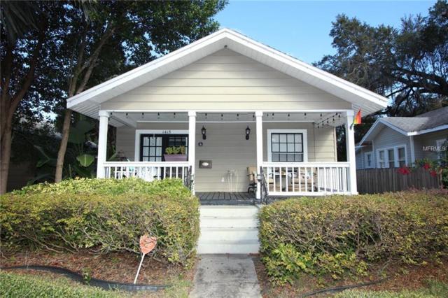 1415 E Ridgewood Street, Orlando, FL 32803 (MLS #O5756808) :: Your Florida House Team