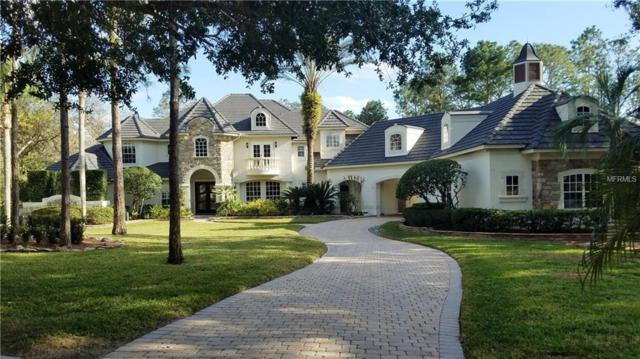 240 Snowfields Run, Lake Mary, FL 32746 (MLS #O5756846) :: Premium Properties Real Estate Services