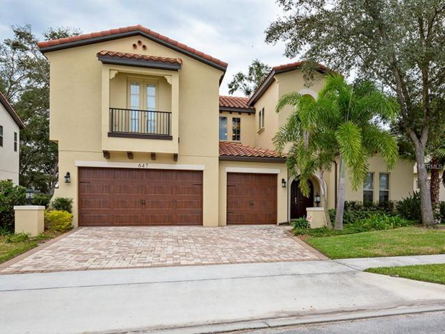 647 Canopy Estates Drive, Winter Garden, FL 34787 (MLS #O5756873) :: Mark and Joni Coulter | Better Homes and Gardens