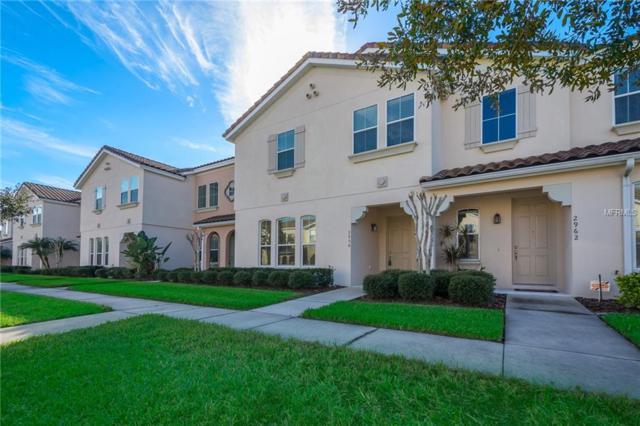 2958 Aqua Virgo Loop #52, Orlando, FL 32837 (MLS #O5756897) :: The Dan Grieb Home to Sell Team
