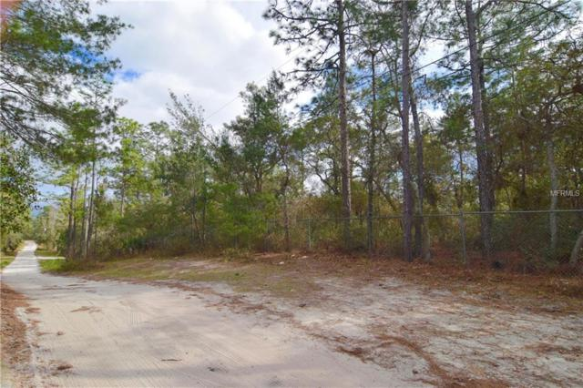 925 Blackjack Ridge Trail, Lake Helen, FL 32744 (MLS #O5757107) :: Griffin Group