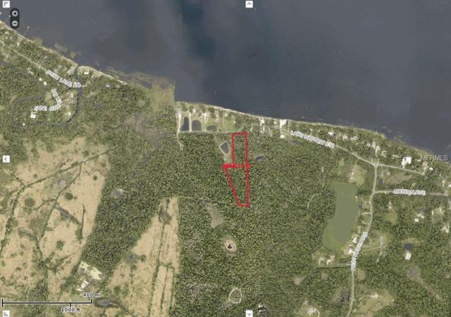 Lake Harney Circle, Geneva, FL 32732 (MLS #O5757290) :: The Duncan Duo Team