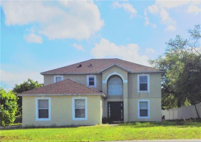 2549 Crowley Terrace, Deltona, FL 32738 (MLS #O5757291) :: The Light Team
