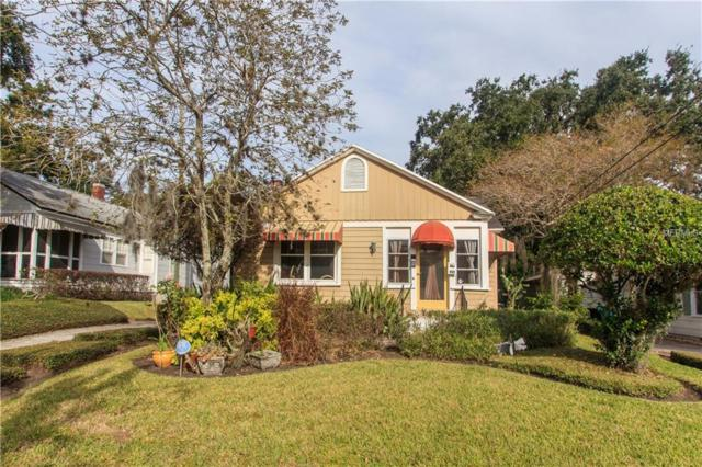 421 E Kaley Street, Orlando, FL 32806 (MLS #O5757453) :: Your Florida House Team