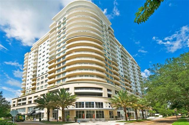 100 S Eola Drive #702, Orlando, FL 32801 (MLS #O5757473) :: Your Florida House Team