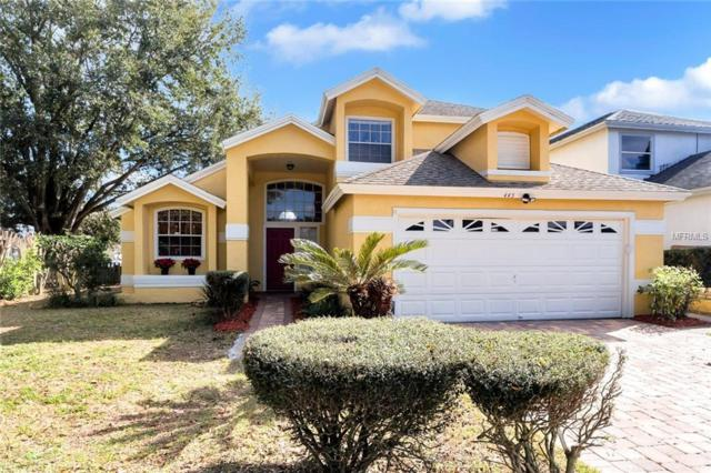 445 Sonoma Valley Circle, Orlando, FL 32835 (MLS #O5757567) :: Dalton Wade Real Estate Group
