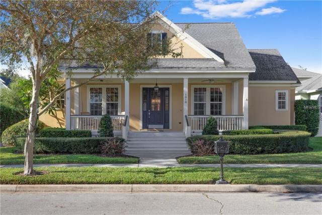 1018 Wild Elm Street, Celebration, FL 34747 (MLS #O5757575) :: Bustamante Real Estate