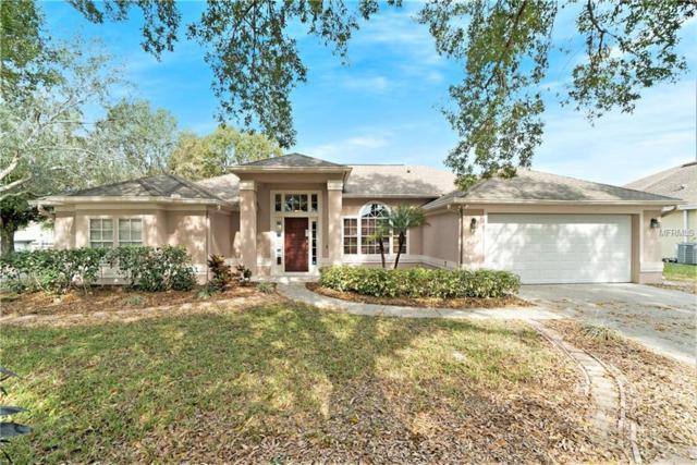 1432 Saddleridge Drive, Orlando, FL 32835 (MLS #O5757587) :: The Dan Grieb Home to Sell Team