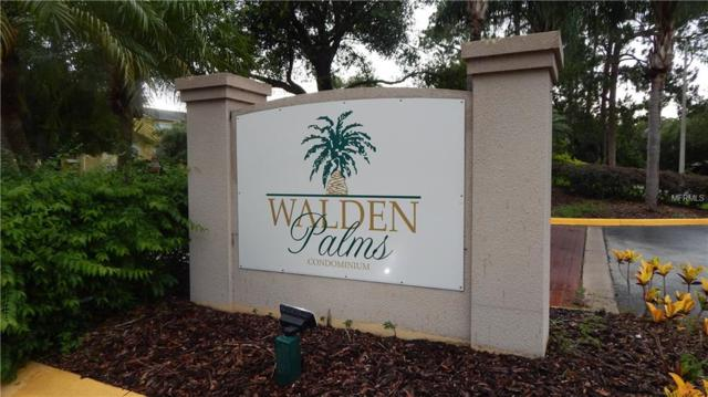 4752 Walden Circle #14, Orlando, FL 32811 (MLS #O5757660) :: Dalton Wade Real Estate Group